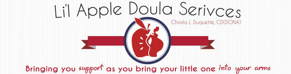 Li'l Apple Doula – Christa Duquette, CD(DONA)
